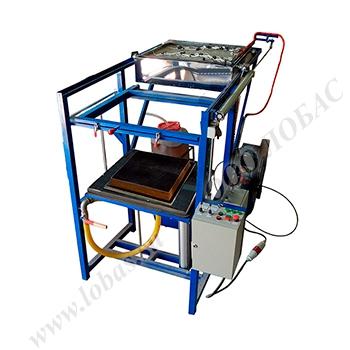 Вакуумный формовочный станок ВФСВ-7х7-000