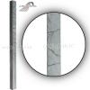 Бетонные столбы для заборов из высокопрочного армированного бетона