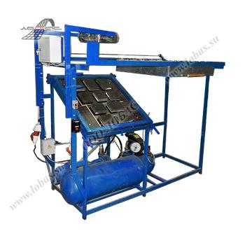 Вакуумно-формовочный станок Вакуумный формовочный станок ВФСК-800-100 для изготовления пластиковых форм