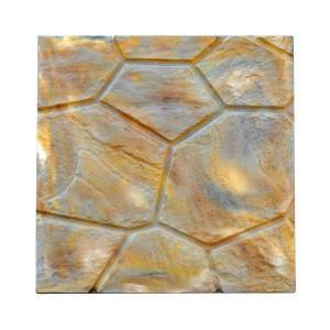 Тротуарная плитка 500х500 Ларнака по цене от завода ЛОБАС