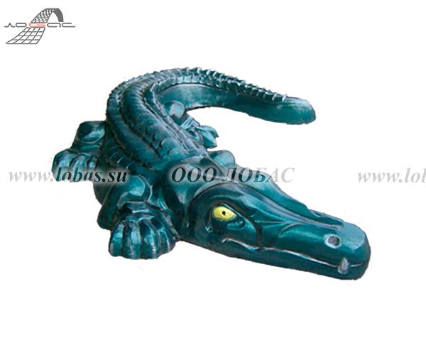 Крокодилы из бетона бетон титан