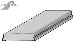Перейти в каталог плит парапетных железобетонных ГОСТ 6786-80